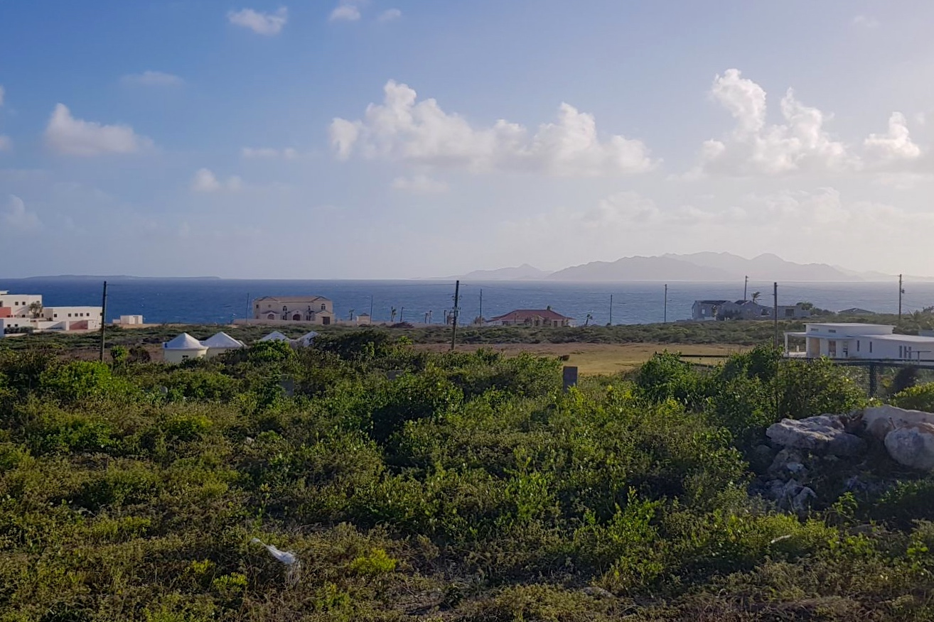 Buy land in Anguilla Sea Feathers Sea view lot