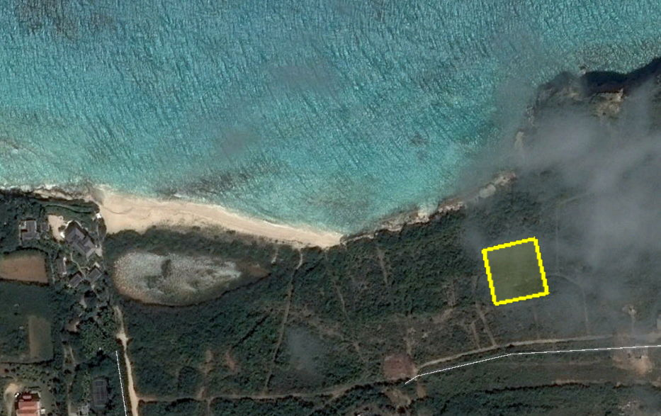 Land for sale in Anguilla Long Bay