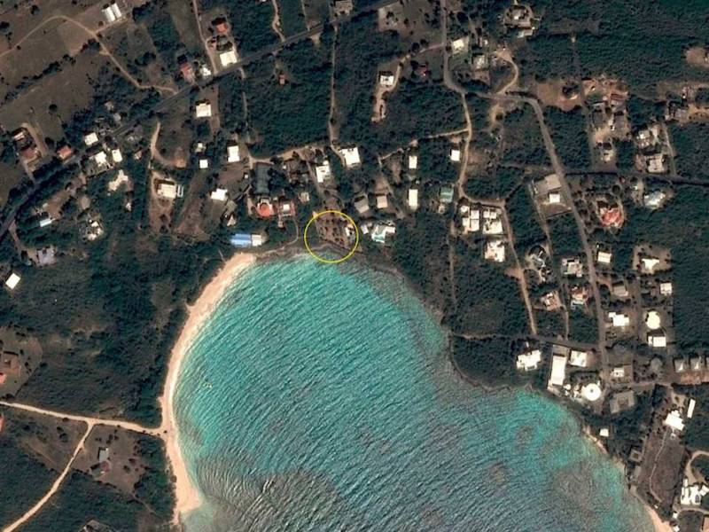 Waterfront Land for sale in Anguilla Sandy Hill