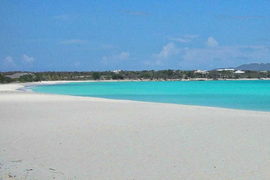Development and beachfront land for sale in Anguilla Rendezvous Bay