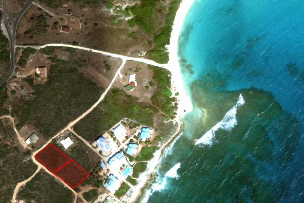 Sea View Land for Sale in Anguilla real estate