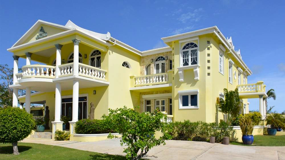 Anguilla real estate lotus blossom the valley