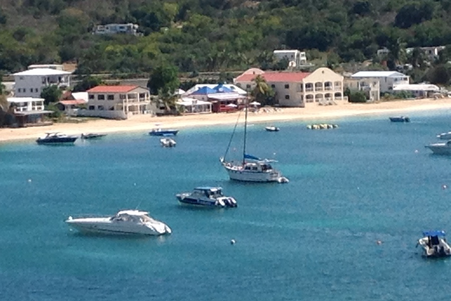 Anguilla Real Estate Sandy Ground View