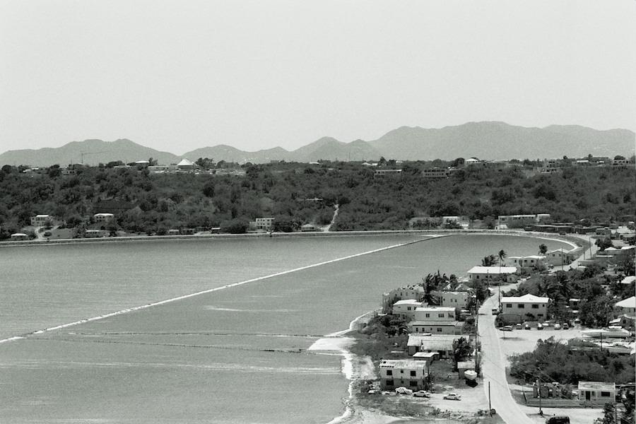 Salt pan and Sandy Ground Anguilla, 2009