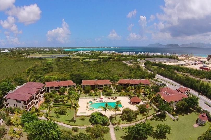 Anguilla real estate in Cove Bay boutique hotel for sale