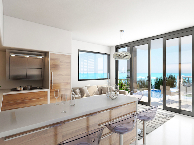 Anguilla real estate apartments for sale on Meads Bay